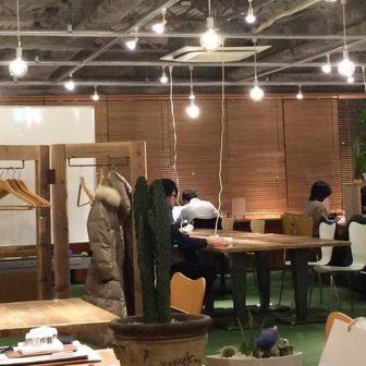 shakehands広島県のコワーキングスペース